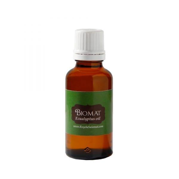 روغن اکالیپتوس در رایحه درمانی بسیار مفید است و باعث بهبود عملکرد سیستم تنفسی میشود